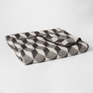 Project 62 Target Geometric King Blanket